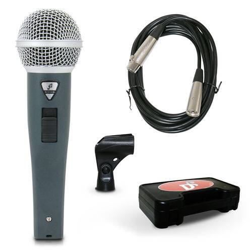 Microfone Arcano Dinamico Rhodon-8b Xlr-xlr
