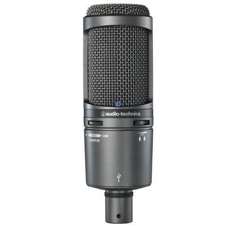 Microfone Audio Technica At2020 Usb