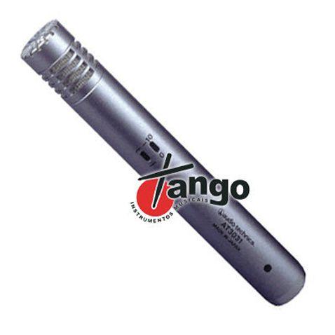 Microfone Audio Technica At3031 - Unico