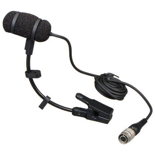 Microfone Audio Technica Pro35cw Sem Fio com Clipe para Instrumentos