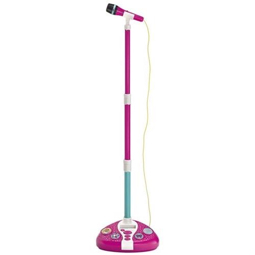 Microfone Barbie Karaokê Fabuloso - FUN
