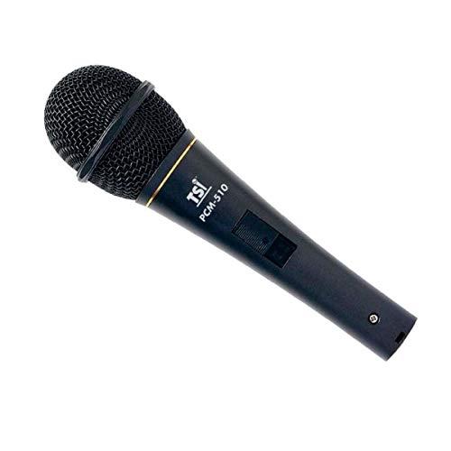 Microfone C/Fio de Mão PCM 510 - TSI