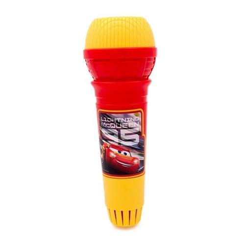 Microfone com Eco Carros Toyng