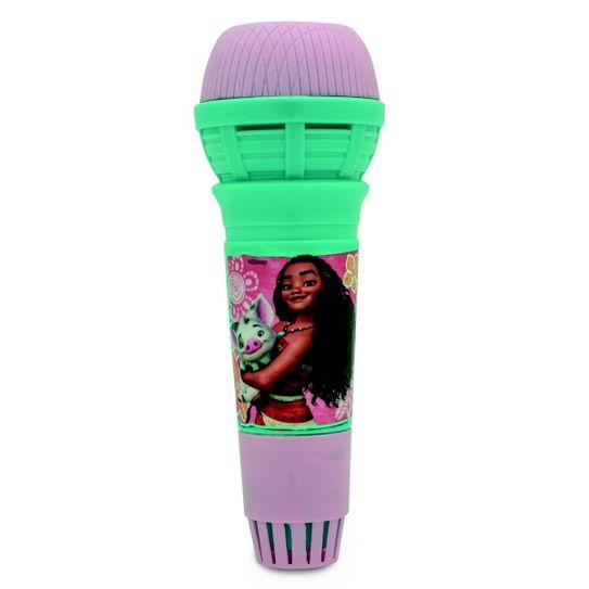 Microfone com Eco - Disney Moana