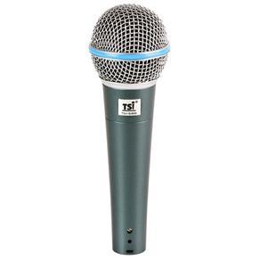 Microfone com Fio de Mão 58 B - TSI
