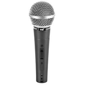 Microfone com Fio de Mão 58 SW - TSI