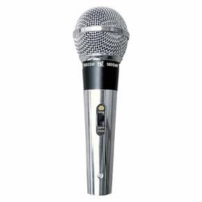Microfone com Fio de Mão 580 SW - TSI