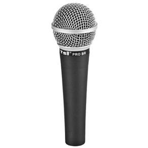 Microfone com Fio de Mão PRO BR - TSI