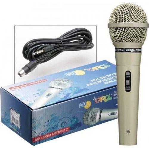 Microfone com Fio Oem Karaokê FTG Mud515