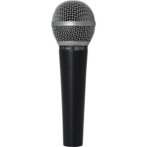 Microfone com Fio Vocal Ht-58A - Csr