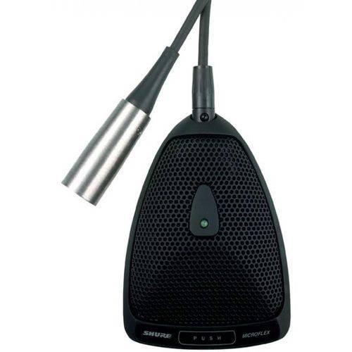 Microfone Condensador de Mesa Shure Mx393/o