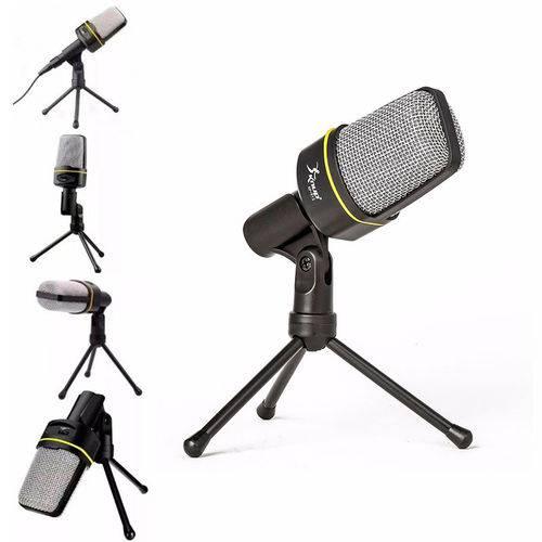 Microfone Condensador Multimídia KP-913