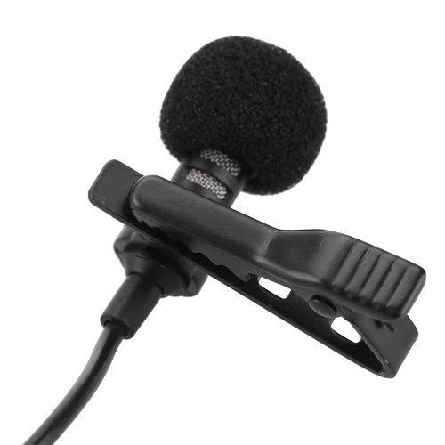 Microfone de Lapela Oem para Smartphones