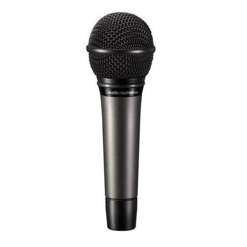Microfone Dinâmico Audio-technica Atm510 - com Fio