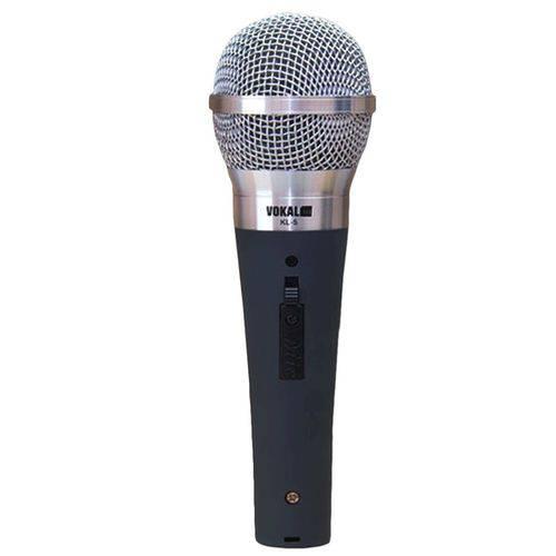 Microfone Dinâmico Cardióide Vokal Kl 5