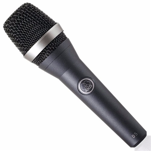 Microfone Dinamico Supercardioide Akg D5