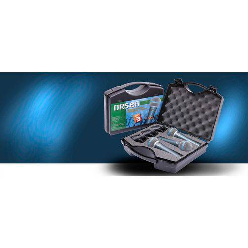 Microfone DR 58A DONNER