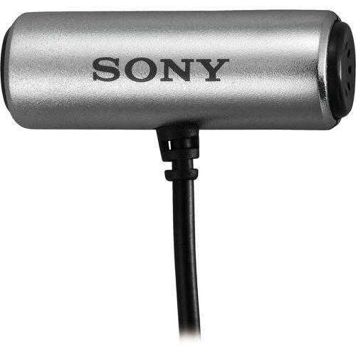 Microfone Ecm-Cs3 Sony Lapela