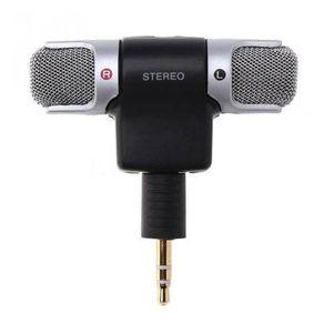 Microfone Estéreo P2 para Smartphone (ECM-DS70P)