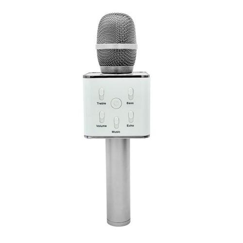 Microfone Infantil com Bluetooth Branco Toyng