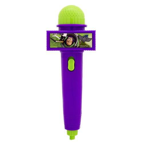 Microfone com Luz Amarelo Toy Story Toyng