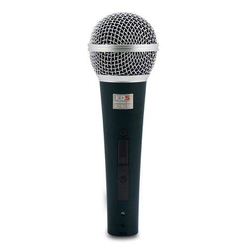 Microfone Kadosh Kds-58p Dinâmico