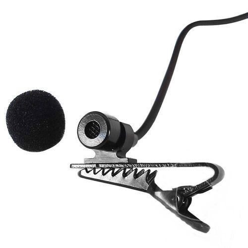 Microfone Lapela Estéreo Yoga Em-106