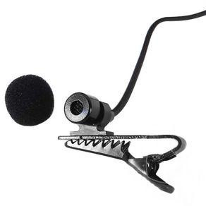 Microfone Lapela Yoga EM-106 Estéreo P2