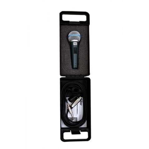 Microfone Leacs Lc 58 Sw Chave