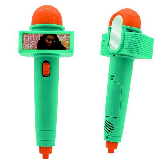 Microfone Luminoso - Disney Moana
