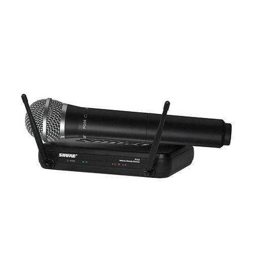 Microfone Mao Dinamico Sem Fio Svx24br/pg58-j9 Shure