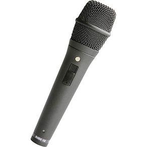Microfone Mão Rode M2 Condensador