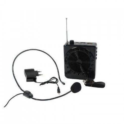 Microfone Multifunção Portátil Cintura e Palestra