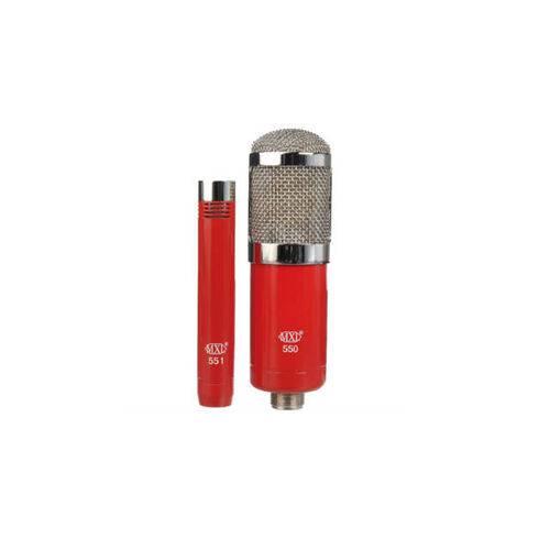 Microfone Mxl 550/551r