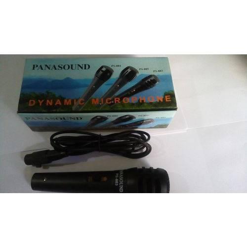 Microfone Panasound PS-883