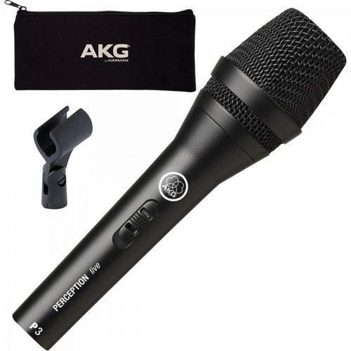 Microfone Perception 3s Preto a K G