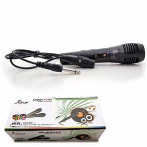 Microfone Profissional com Fio - Knup