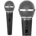 Microfone Profissional Dinâmico com Cabo Wvngr