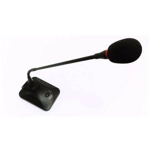 Microfone Profissional Unidirecional C/ Fio Preto WG-800