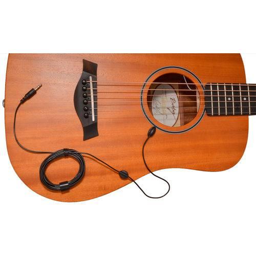 Microfone Profissional Zion By Plander Compacto para Violin