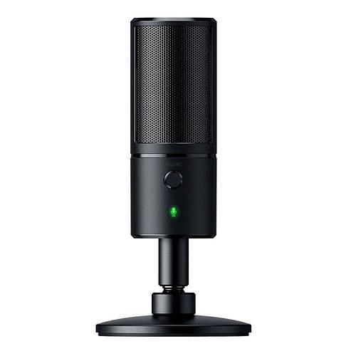 Microfone Razer Seiren X Usb Rz19-02290100-r3u1