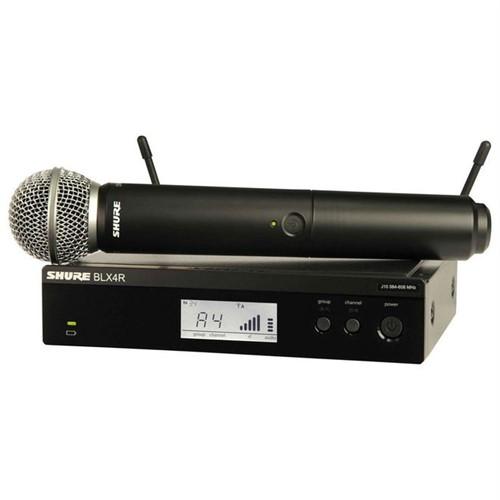 Microfone Sem Fio Bastão BLX24RBR/SM58-J10 027484 Shure