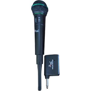 Microfone Sem Fio Profissional KP-M0005 - Knup