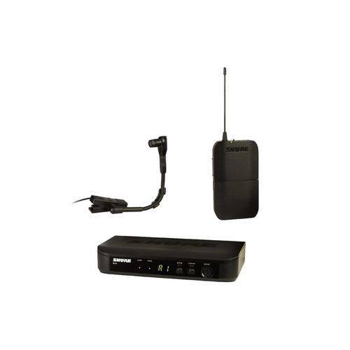 Microfone Sem Fio Shure Sopro/Percussao Blx14br/Beta 98hc