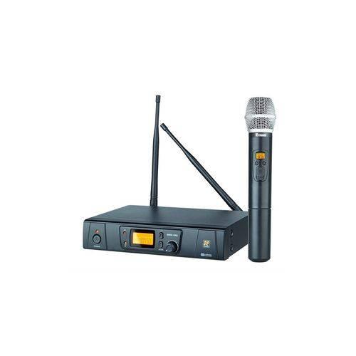 Microfone Sem Fio Staner Mao Srw48s/Ht 48