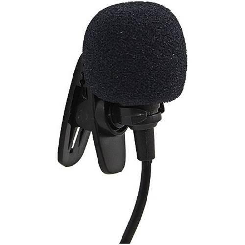 Microfone Sem Fio Uhf de Lapela Mini-Iii, Distancia Maxima de Operacao: 50 Metros