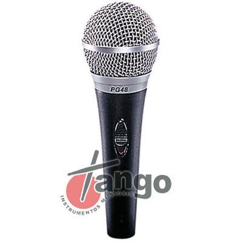 Microfone Shure Pg48xlr - Unico