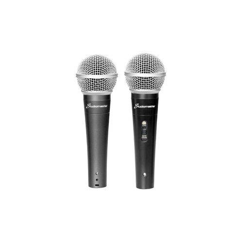 Microfone Studio Master Dinamico Km52