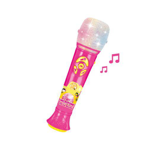 Microfone Top na Balada 2533 Beeme