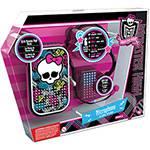 Microfone Viva-Voz Horripilante Monster High Intek